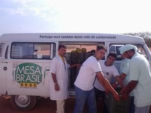 Responsabilidade Social - Mesa Brasil